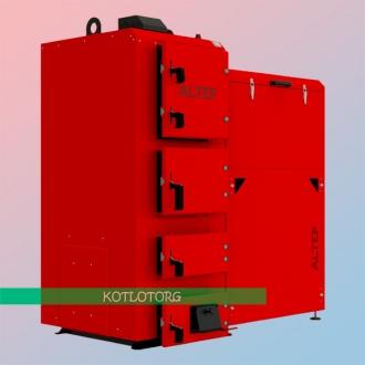 Пеллетный котел с автоматической подачей Аltep Duo Pellet / КТ-2Е-SH
