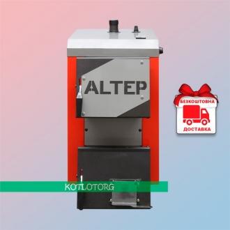 Альтеп Мини (12-16 кВт) - Твердотопливный котел Altep