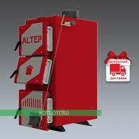 Альтеп Classic (12-30 кВт) - Твердотопливный котел Altep