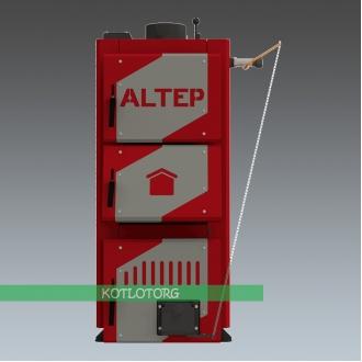 Твердотопливный котел длительного горения Altep Classic