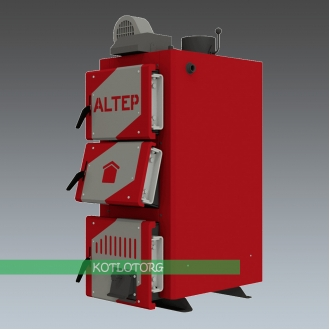 Твердотопливный котел длительного горения Altep Classic Plus