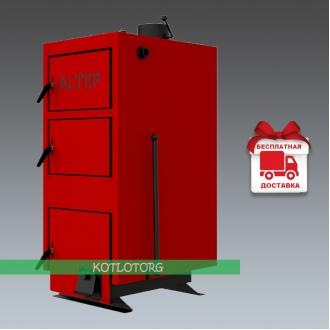 Альтеп КТ-1Е-NM (15-45 кВт) - Твердотопливный котел Altep