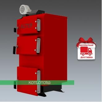 Альтеп КТ-1Е (15-33 кВт) - Твердотопливный котел Altep