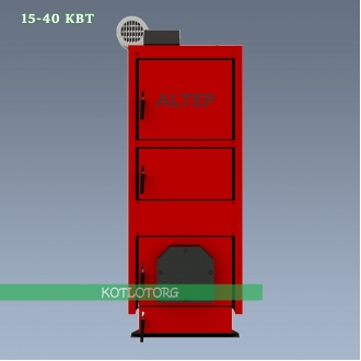 Твердотопливный котел Альтеп KT-2E-U