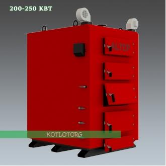 Твердотопливный котел длительного горения Altep Duo Plus / КТ-2Е