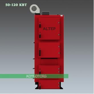 Твердотопливный котел Altep Duo Plus / КТ-2Е