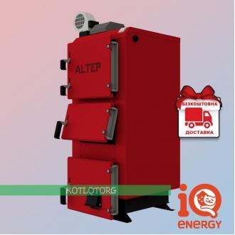 Альтеп Дуо Плюс / КТ-2Е (15-250 кВт) - Твердотопливный котел Altep
