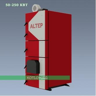 Твердотопливный котел Altep Duo UNI Plus / КТ-2ЕN
