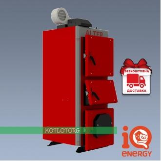 Альтеп Duo UNI Plus / КТ-2ЕN (15-250 кВт) - Твердотопливный котел Altep
