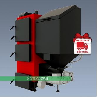 Альтеп Duo Pellet / КТ-2Е-SH (17-250 кВт) - Пеллетный котел Altep