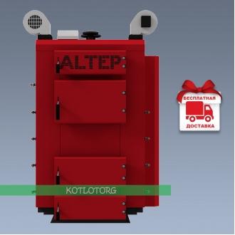 Альтеп TRIO / КТ-3Е (80-500 кВт) - Твердотопливный котел Altep