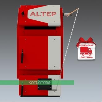 Альтеп TRIO UNI / КТ-3Е-NM (14-40 кВт) - Твердотопливный котел Altep