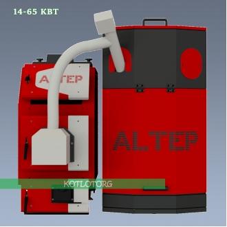 Пеллетный котел Altep TRIO UNI Pellet / КТ-3ЕPG