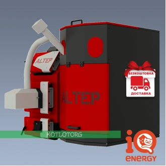 Альтеп TRIO UNI Pellet / КТ-3ЕPG (14-600 кВт) - Пеллетный котел Altep