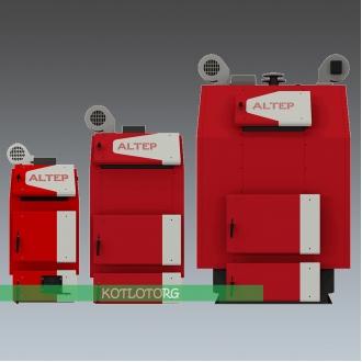 Твердотопливный котел Altep TRIO UNI Plus / КТ-3ЕN