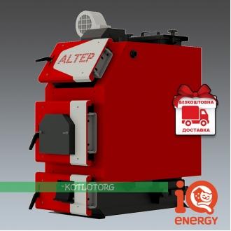 Альтеп TRIO UNI Plus / КТ-3ЕN (14-600 кВт) - Твердотопливный котел Altep