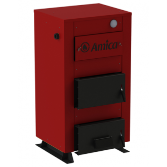 Amica Classic (14-30 кВт) - Котел на дровах и угле Амика
