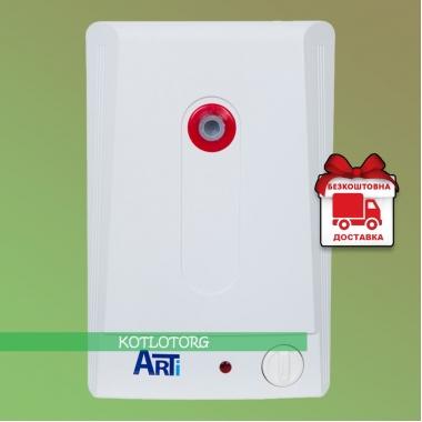 Электрический водонагреватель Arti WH Compact U 10L/1 (10л)