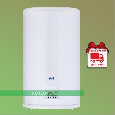 Электрический водонагреватель Arti WH Flat E 80L/2 (80л)