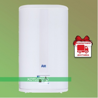 Arti WH Flat M 50L/2 (50л) - Электрический водонагреватель Арти