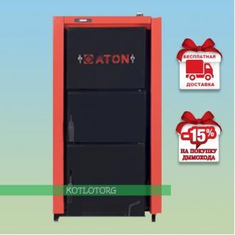 Aton Multi (12-38 кВт) - Котел на дровах и угле Атон