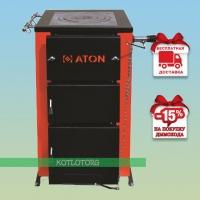 Aton TTK Combi (16-20 кВт) - Котел-плита Атон