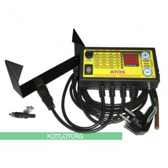 Электронный блок управления вентилятором и насосом ATOS