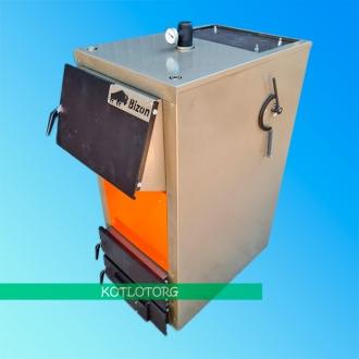 Твердотопливный котел шахтного типа Бизон Ф Термо