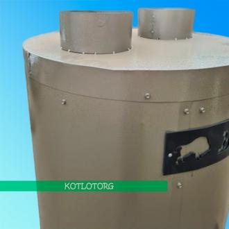 Твердотопливный теплогенератор Бизон НП-А
