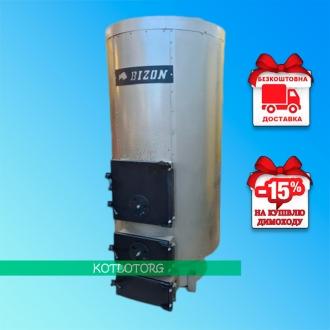 Bizon NP-A (35-70 кВт) - Теплогенератор на дровах Бизон