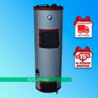Bizon U (10-50 кВт) - Твердотопливный котел Бизон
