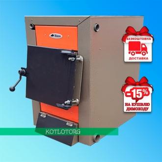 Bizon M Classic Termo (10-20 кВт) - Твердотопливный котел Бизон