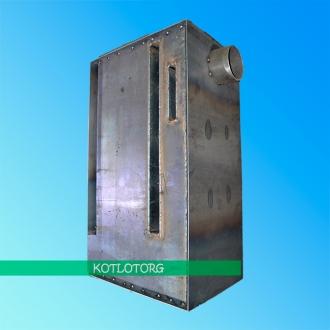 Твердотопливный котел шахтного типа Бизон Ф