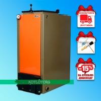 Bizon FS Eko Termo - 6mm (6-55 кВт) - Твердотопливный котел Холмова Бизон