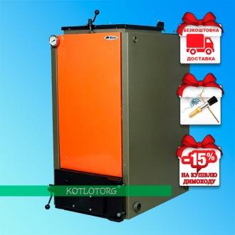 Bizon FS Standart Termo - 4mm (10-99 кВт) - Твердотопливный котел Холмова Бизон
