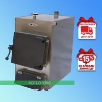 Bizon Klassic (10-20 кВт) - Твердотопливный котел Бизон