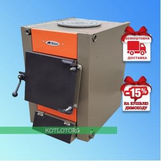 Bizon Klassic Termo П (10-18 кВт) - Котел-плита Бизон