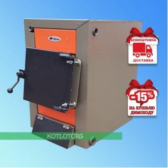 Bizon Klassic Termo (10-20 кВт) - Твердотопливный котел Бизон