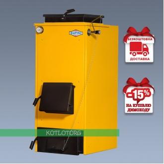Буран Montem V (10-30 кВт) - Твердотопливный котел Холмова Buran