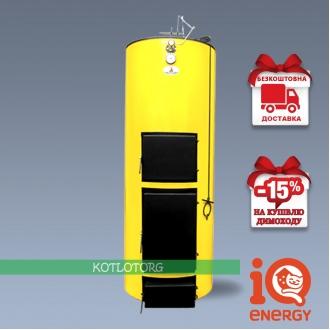 Буран (10-50 кВт) - Твердотопливный котел Buran