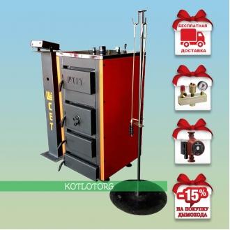 СЕТ Р (20-98 кВт) - Твердотопливный котел SET