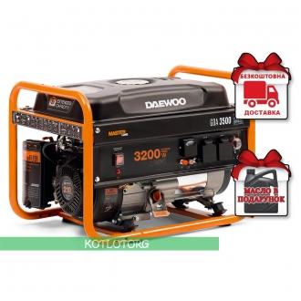 Daewoo GDA 3500 - Бензиновый генератор Дэу