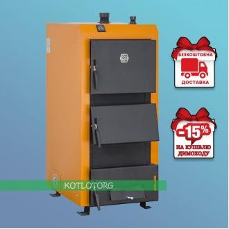 ДТМ Универсал (12-24 кВт) - Твердотопливный котел Donterm Universal