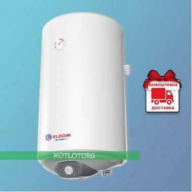 Электрический водонагреватель Eldom Eureka WV08046D (80л)