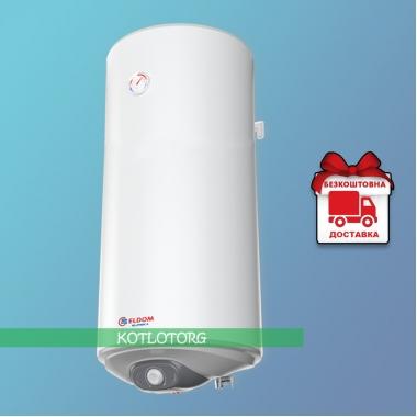 Электрический водонагреватель Eldom Eureka Slim WV03039D (30л)