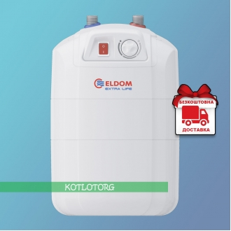 Eldom Extra Life 72326 PMP (15л) - Электрический водонагреватель Элдом