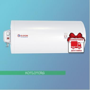 Электрический водонагреватель Eldom Favourite 80 Slim WH08039L (80л)