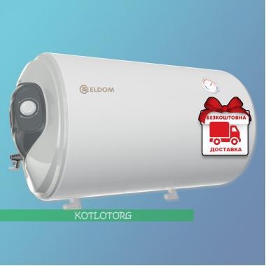 Электрический водонагреватель Eldom Favourite 100 H WH10046L (100л)