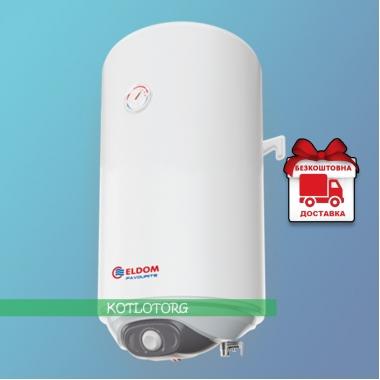 Электрический водонагреватель Eldom Favourite 80 WV08046 (80л)