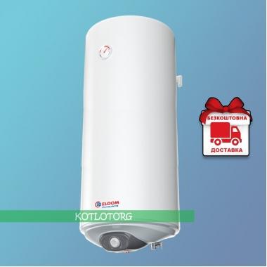 Электрический водонагреватель Eldom Favourite 80 Slim WV08039 (80л)